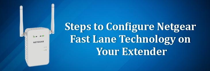 Netgear FastLane Technology