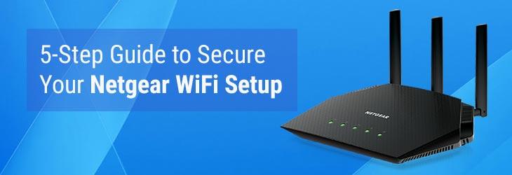 Netgear WiFi Setup